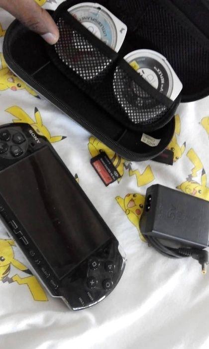 PSP Slim a venda