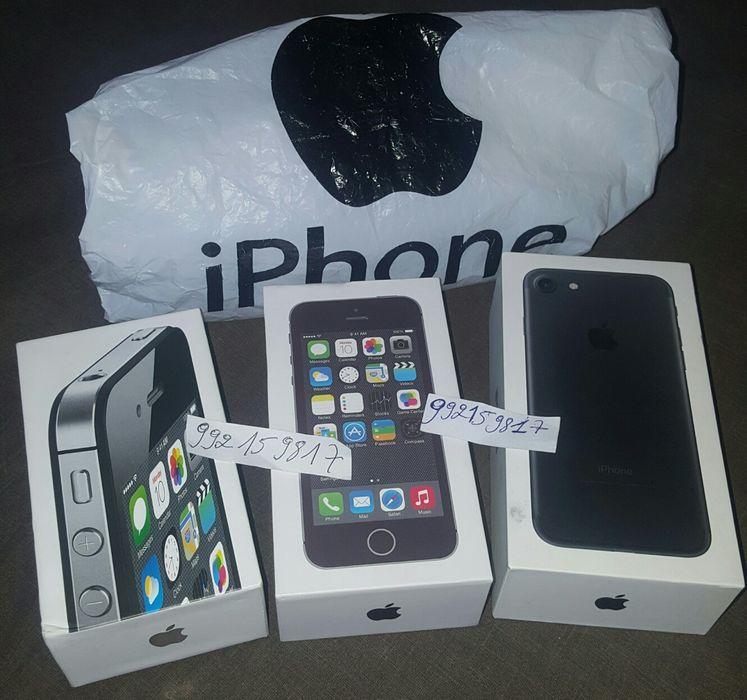 Apple IPhone 4s, 5s até iphone 7 Original Cada Telemóvel com Seu preço