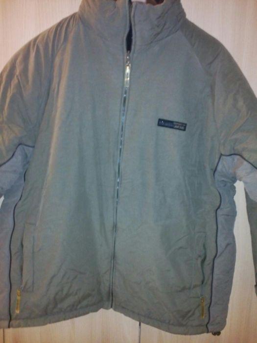 XL-Двулицево дебело зимно мъжко яке