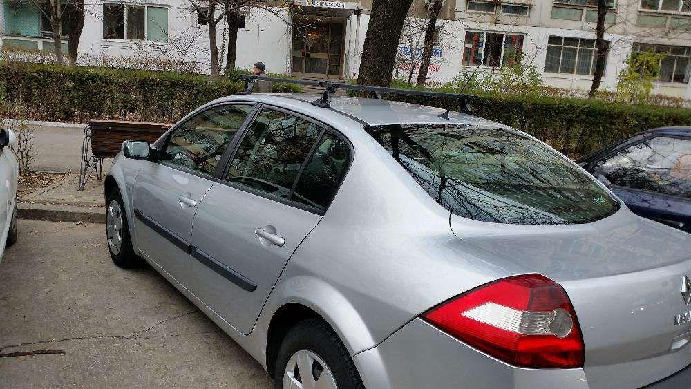 Bare Portbagaj Transversale Renault Megane / Scenic / Kangoo