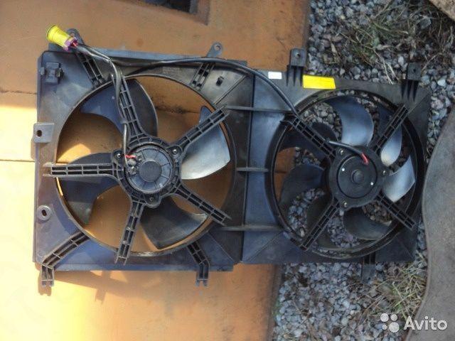 Вентилятор радиатора Lifan X60 лифан