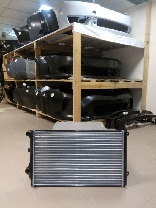 Радиатор ДВС Skoda Superb (Шкода Суперб). Новый. Дубликат. В наличии