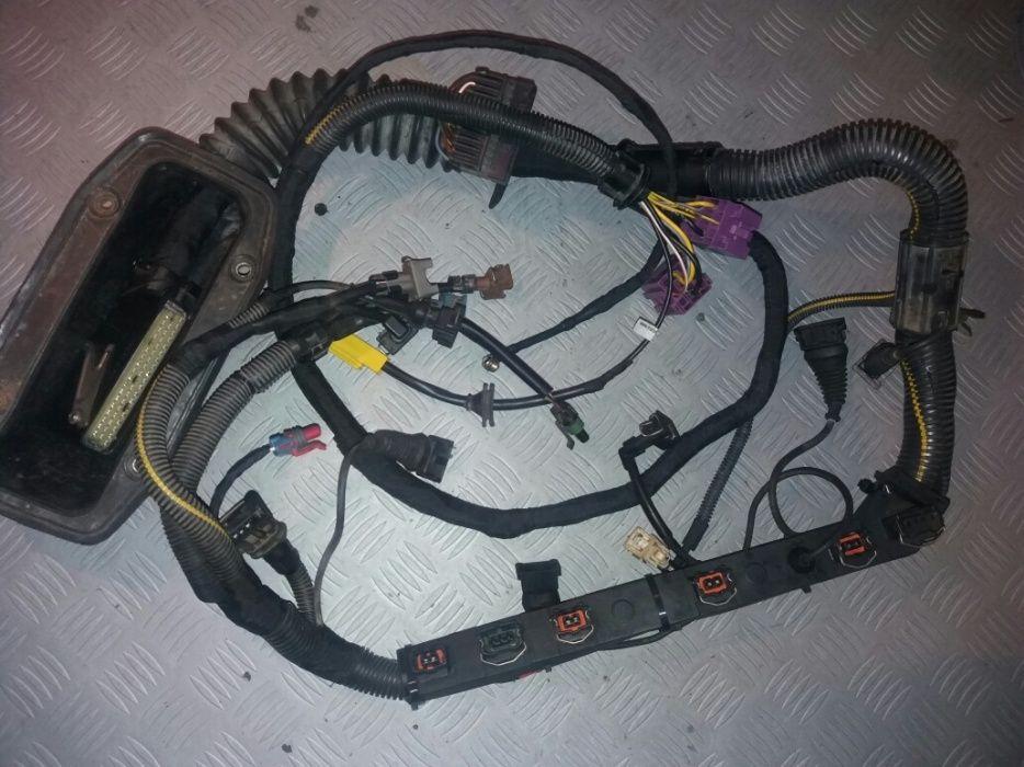 Ел.инсталация за бензинови и дизелови двигатели на Опел Вектра B
