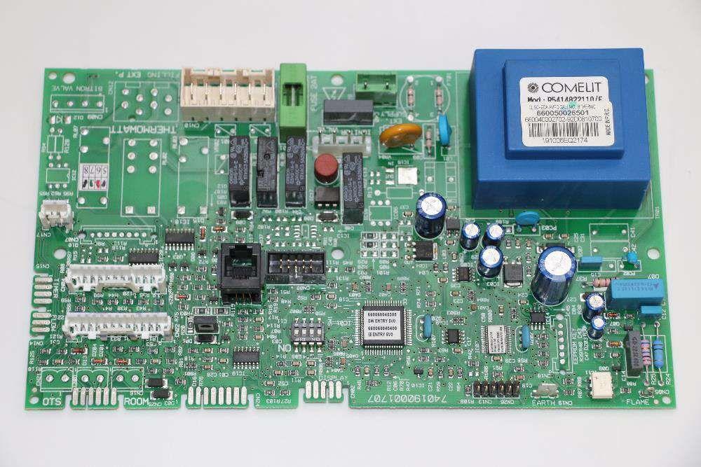 Placa electronica centrala termica Ariston AS sau EGIS