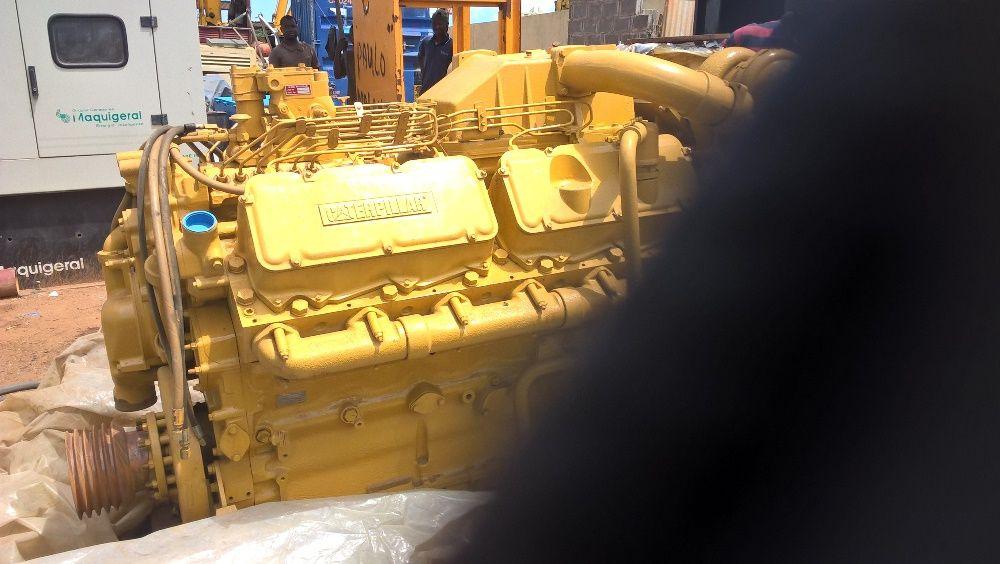CAT - Motor 3412 DI