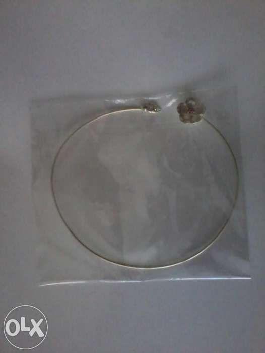 Colier argint cu cristale Swarovski