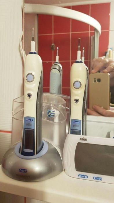 Periute electrice braun oral b