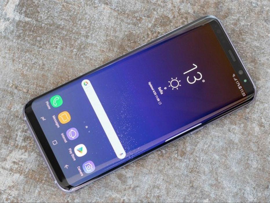 Samsung S8 Plus/sem caixa!