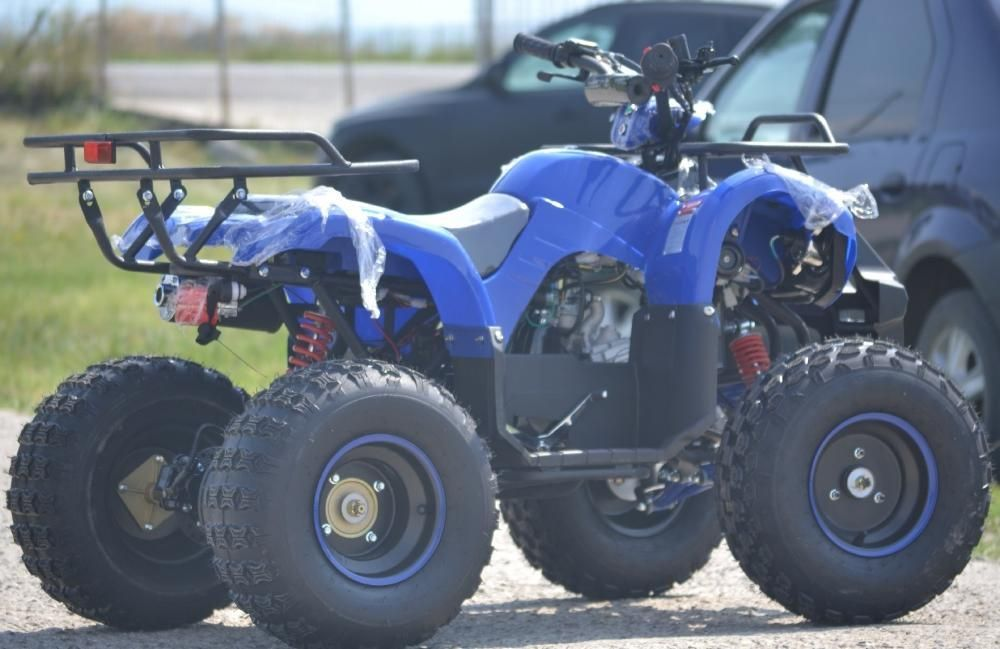 OFERTA SPECIALA: ATV ARIEL Explorer 125 Nou cu Garantie, Import german Bucuresti - imagine 7