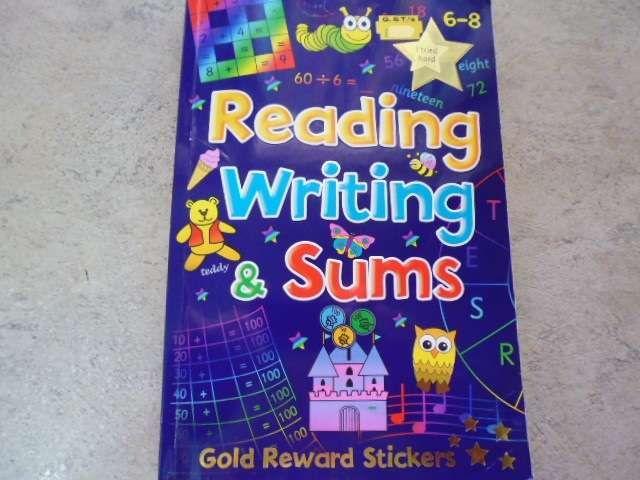Culegere Limba Engleza exercitii citire scriere sume copii 6-8 ani