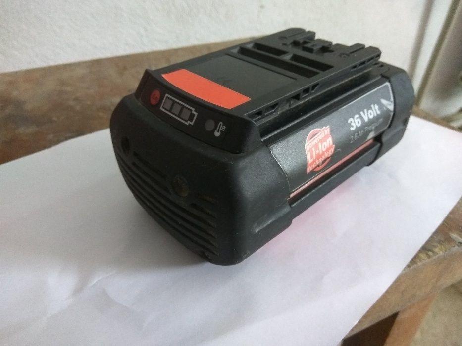 литиевая батарея бош 36 вольт