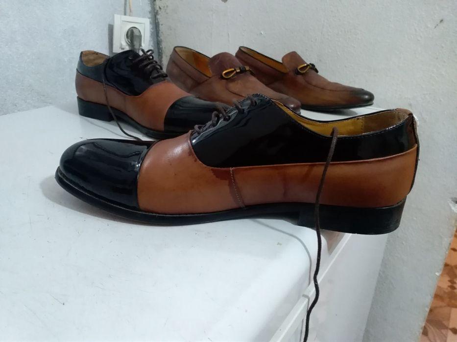 Sapatos italianos a bom preço