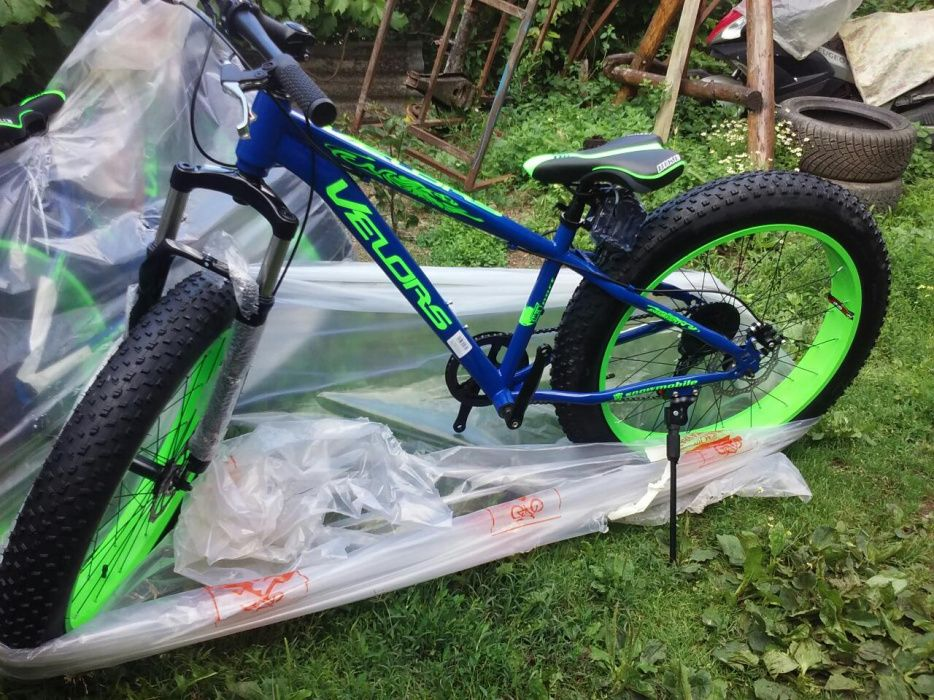 FaTt Bike 26 ,MtB-ht