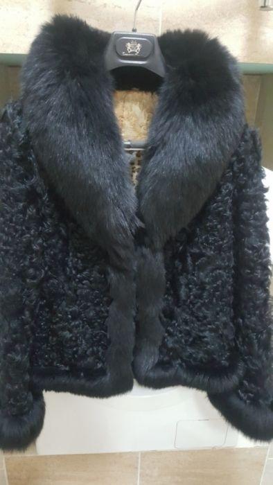 Натуральный мех, шуба из каракульчи Свакара