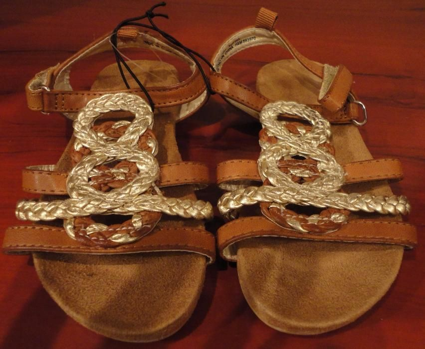 Sandale HM fetite noi, nr.26