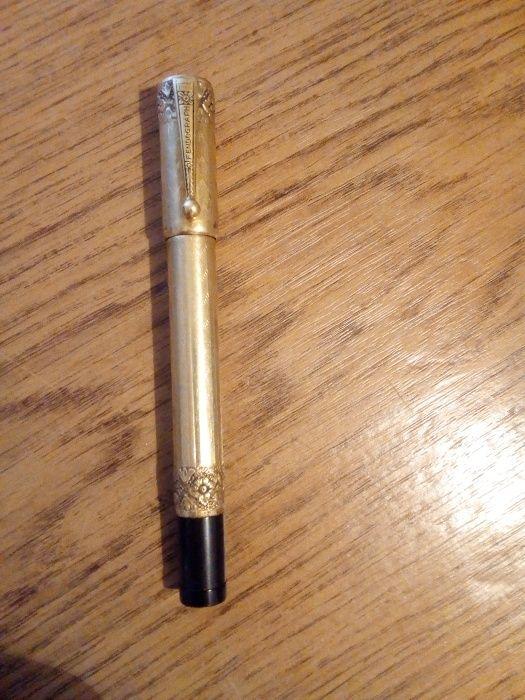 Stilou aur Fendograph 18 KR/Stilou de lux/Stilou foarte rar/Stilouri
