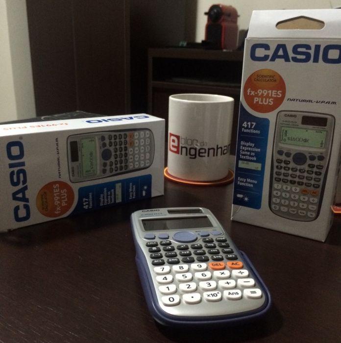 Casio calculadora cientifica seladas