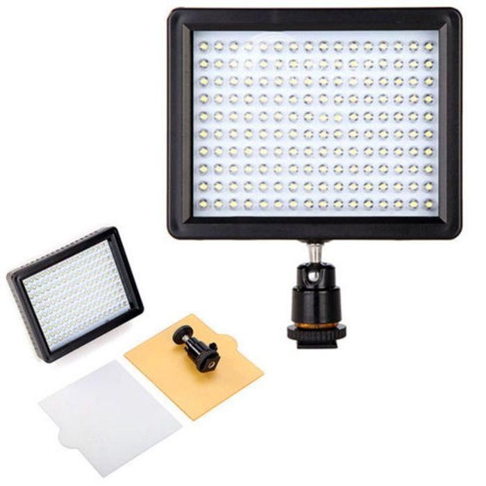 Видеосвет панель 160 диодных ламп