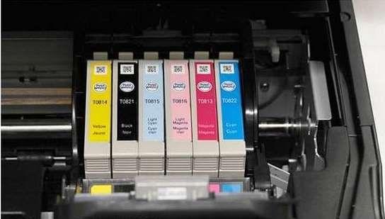 Ремонт струйных принтеров Epson, HP, Canon
