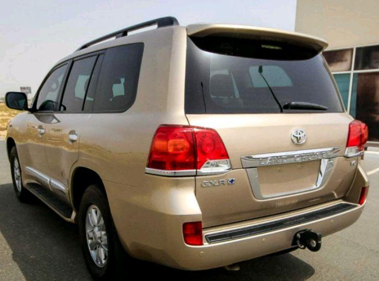 Toyota Land Cruiser GXR V8 0km Ingombota - imagem 2