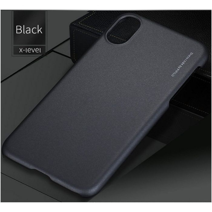 Husa Ultra Slim iPhone X Elegance Luxury X-Level