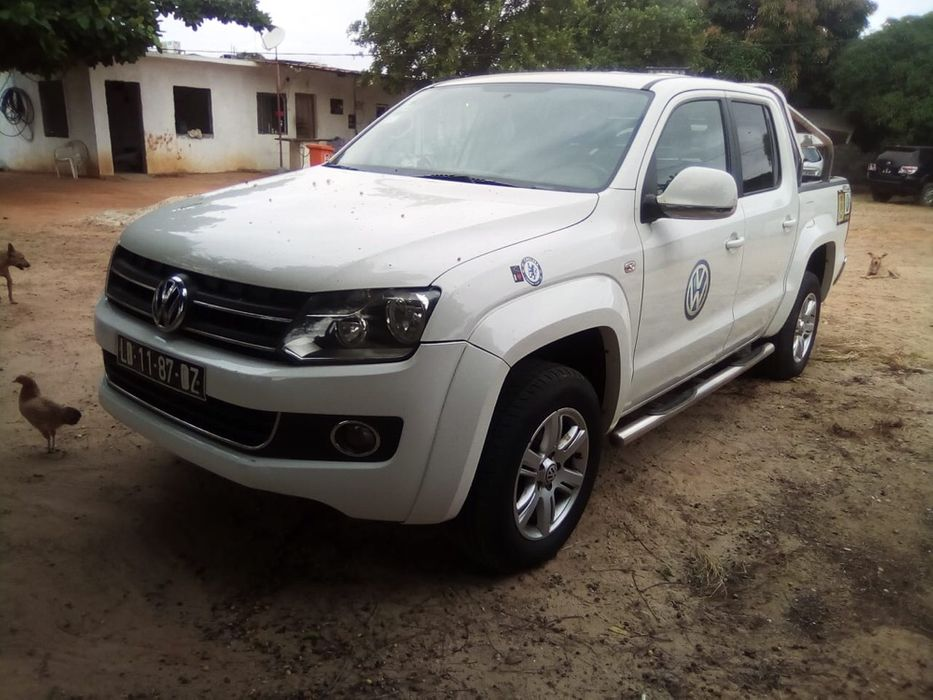 Vendo Volkswagen Amarok