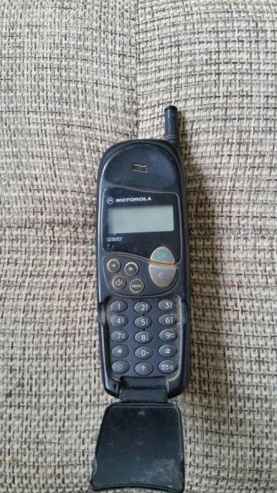 Telefon Motorola de colectie
