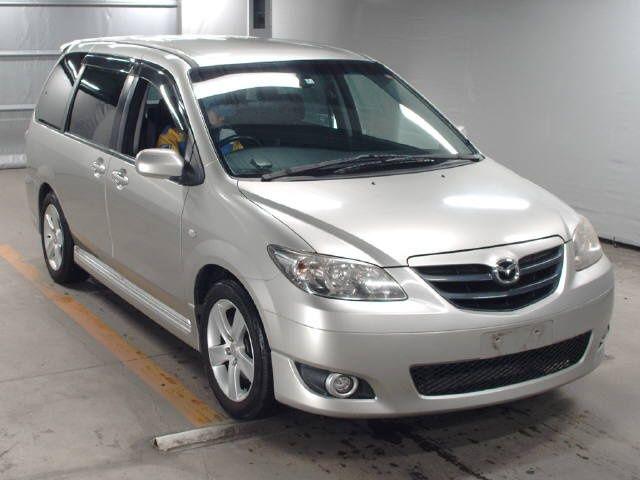 Мазда Мпв Mazda MPV 2005 года