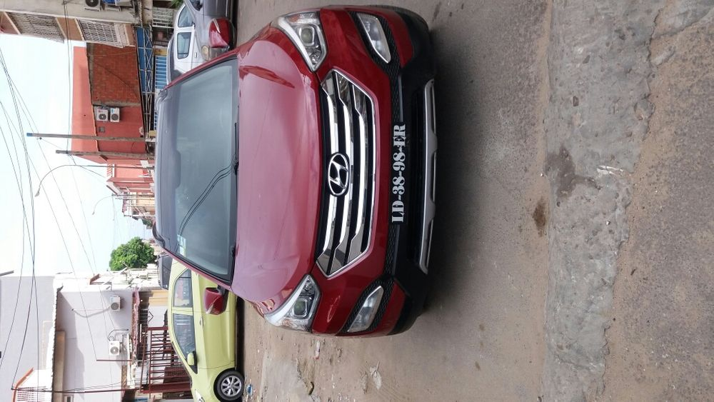 Vende-se um carro de Marca Hyundai Santa Fé