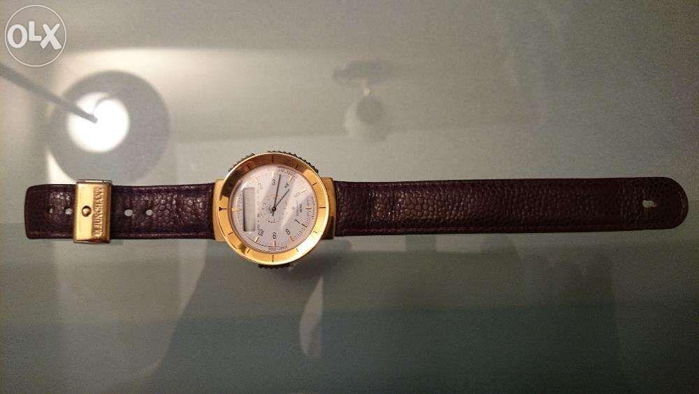 Vind ceas original deosebit Junghans Mega Chrono Alarm aproape nou