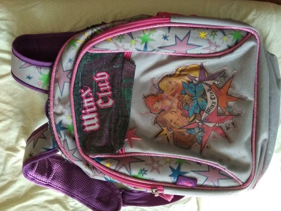 Брендовый школьный рюкзак Турция