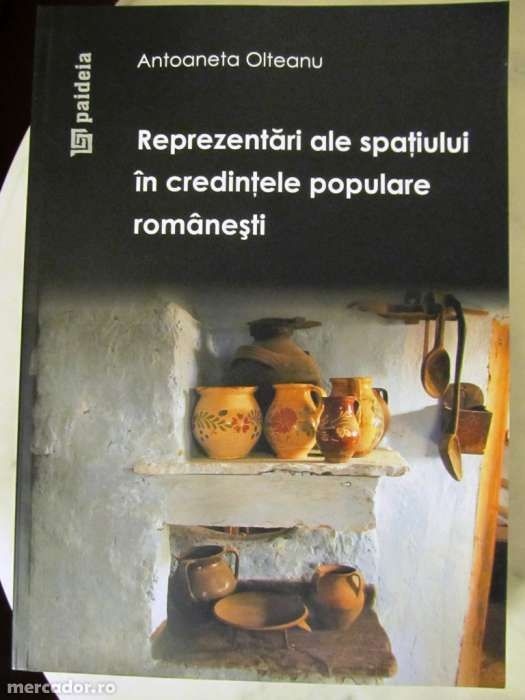 NOU Reprezentari ale spatiului in credintele populare romanesti