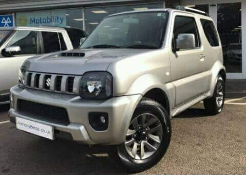 Suzuki jimny novo a venda