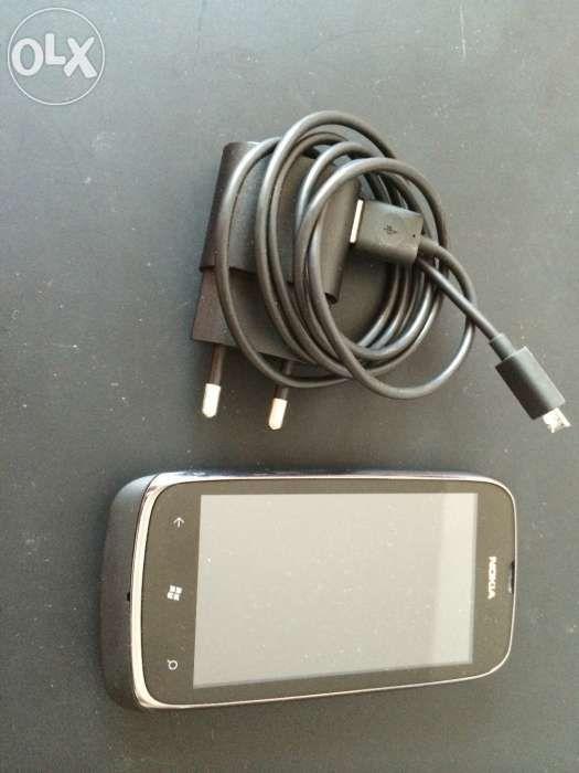 Telefon Nokia Lumia 610 negru