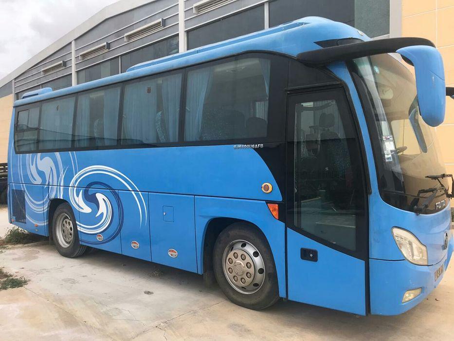 Autocarro novo, 35Lugares.