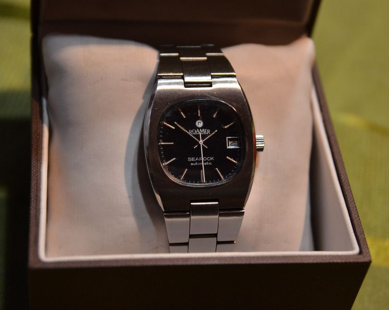Продавам швейцарски часовник ROAMER (SeaRock) Automatic