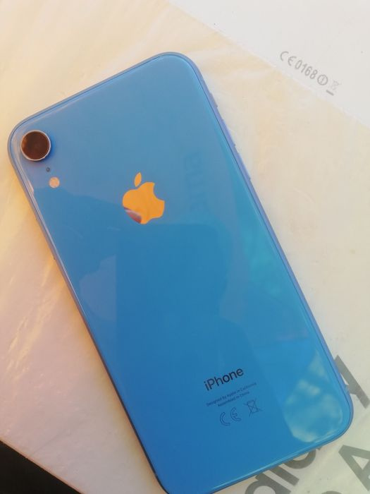 Iphone xr 128g azul