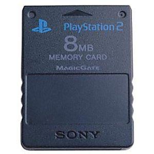 card memorie play station 2 doua bucati de 8MB made japan