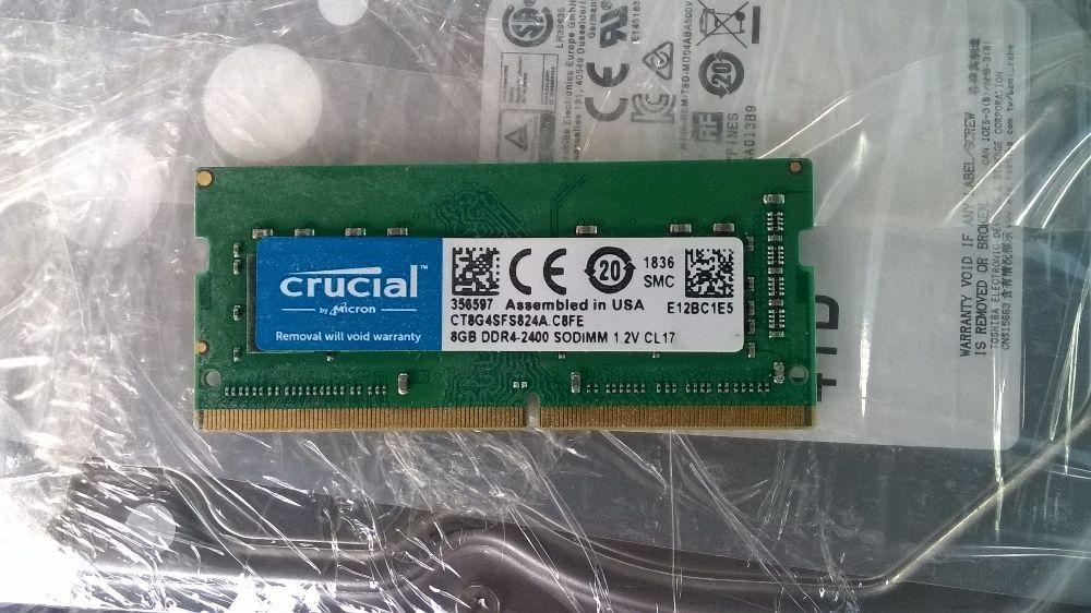 Laptop Ram 8Gb DDR4 2400Mhz clean Malhangalene - imagem 2