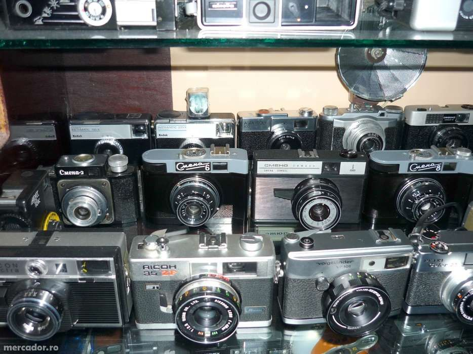 colectie aparate foto Buzau - imagine 6