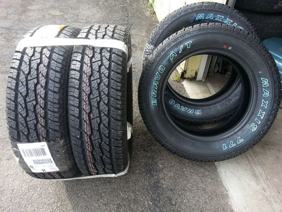 Vand anvelope noi all season 255/70 R16 Maxxis AT-771