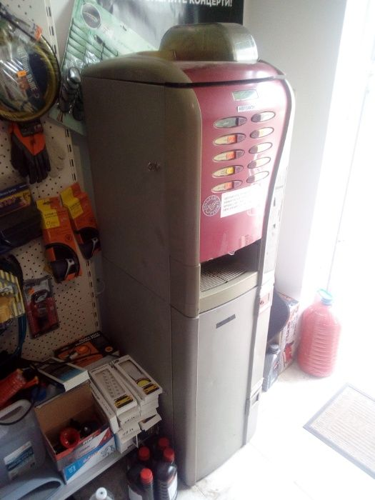 кафе-автомат