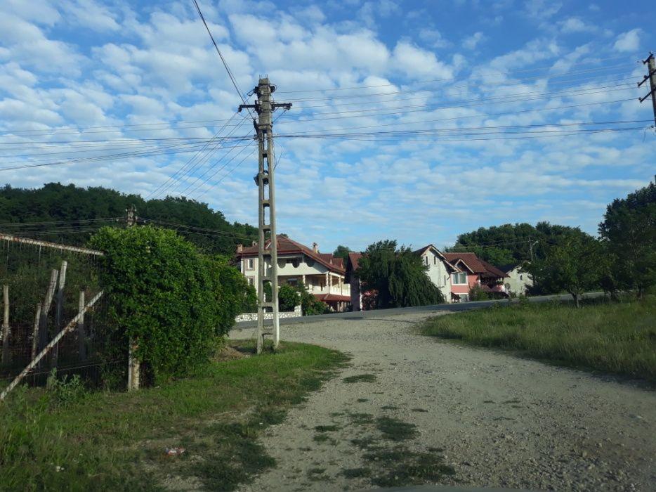 Teren/Schimb Budesti(Barsesti) 750 m2