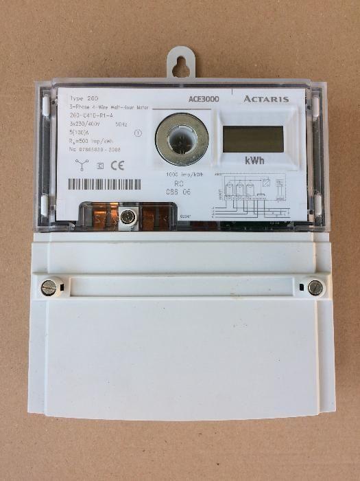 contor trifazat de energie electrica ACTARIS ACE3000