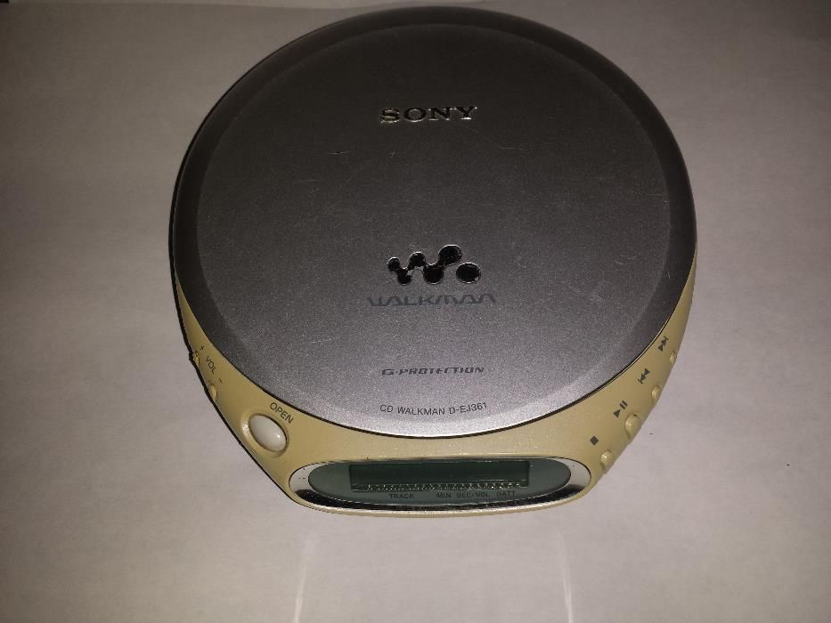 Sony D-EJ 361 Walkman portable CD player