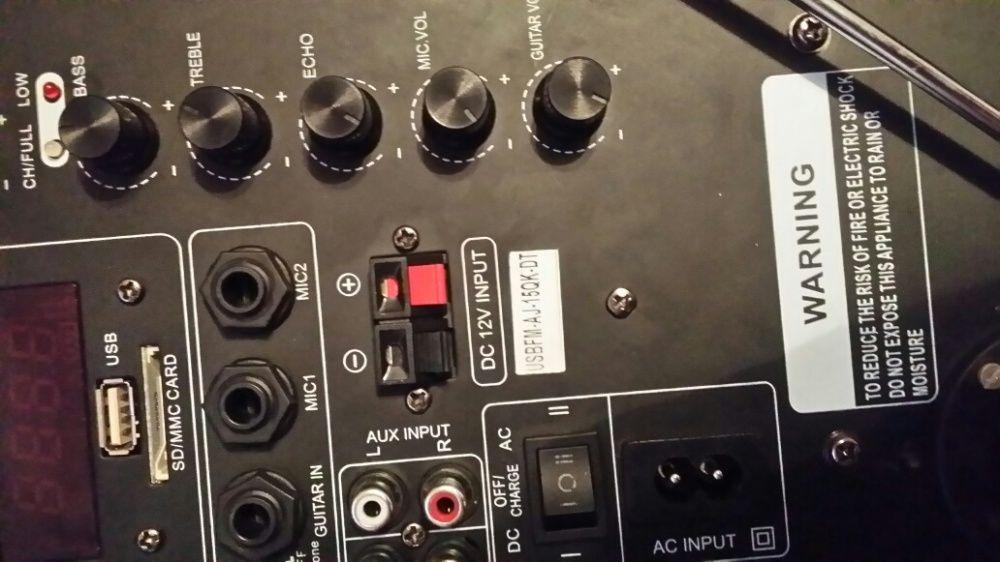 Reparatie depanare boxa activa amplificatoare statii audio