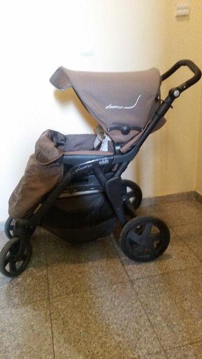 Количка САМ DINAMICO +подарък играчка за количка