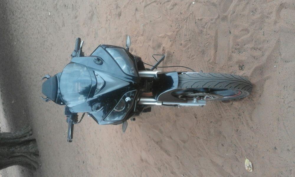 Vendo mota gomoto 125 ainda em bom estado, motor nunca foi aberto