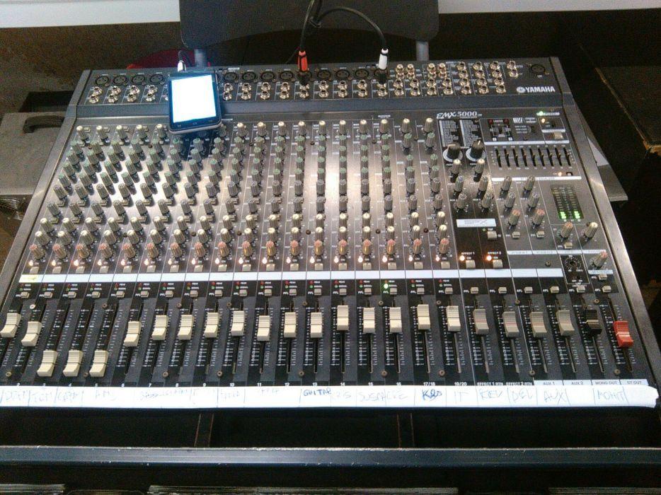 Vand mixer Yamaha EMX 5000-20
