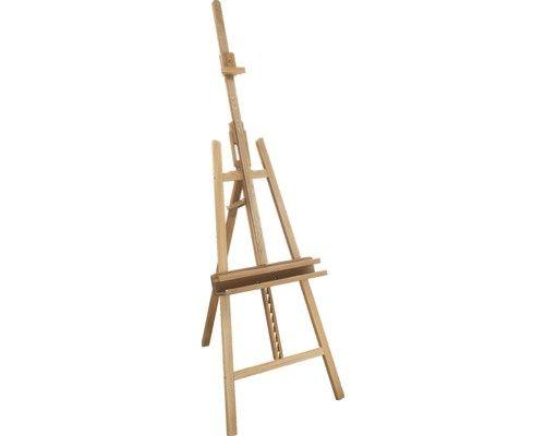 Șevalet pictură/pictat profesional,de camera/studio/atelier, lemn, NOU